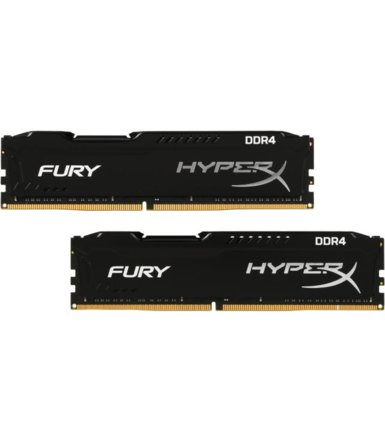 HyperX DDR4 Fury Black 16GB/2400 (2*8GB) CL15