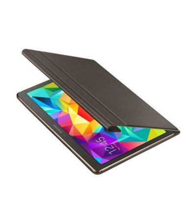 "Samsung Etui w formie ""book cover"" do GALAXY Tab S 10.5 AMOLED / Chagall (T800/T805) - brązowe"