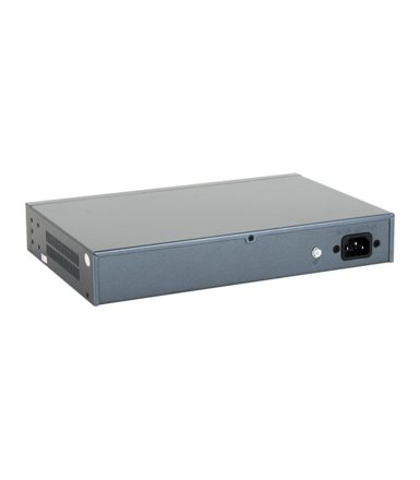 "8level GEPS-2808 Switch Rack PoE (8xGE PoE-at, 250W, 1U, 19"")"