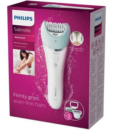 Philips Depilator Satinelle Advanced       BRE620/00