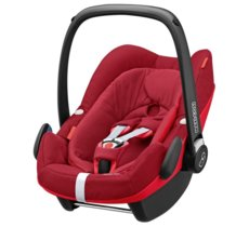 Maxi Cosi Fotelik Pebble Plus Robin Red