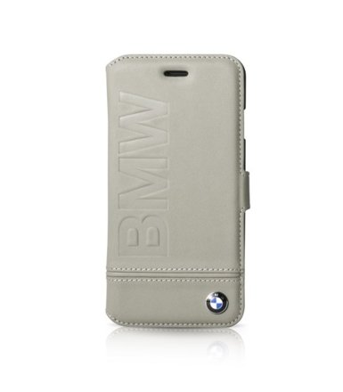 BMW Book BMFLBKP6LLST iPhone 6/6S beżowy