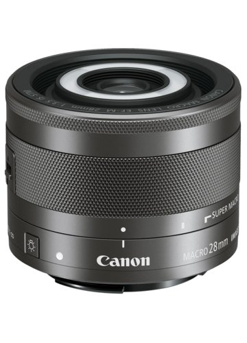 Canon EF-M 28MM 3.5IS STM 1362C005AA