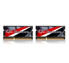 G.SKILL SODIMM Ultrabook DDR3 16GB (2x8GB) Ripjaws 1866MHz CL10 - 1.35V Low Voltage