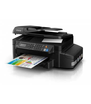 Epson MFP ITS L655   kolor/A4/USB/WiFi/33pps/ADF30/LCD