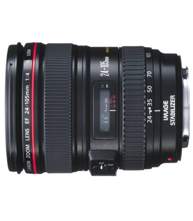 Canon EF 24-105MM 4.0L IS USM 0344B006