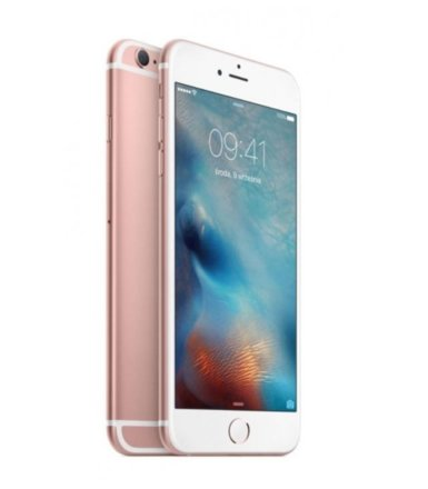 Apple iPhone 6s 128GB Rose Gold              MKQW2PM/A