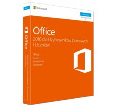 Microsoft Office 2016 Home & Student PL Win 32-bit/x64 P2  79G-04609. Stare SKU: 79G-04328