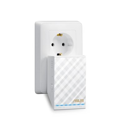 Asus RP-AC52 WiFi Range Extender AC750 2.4/5GHz