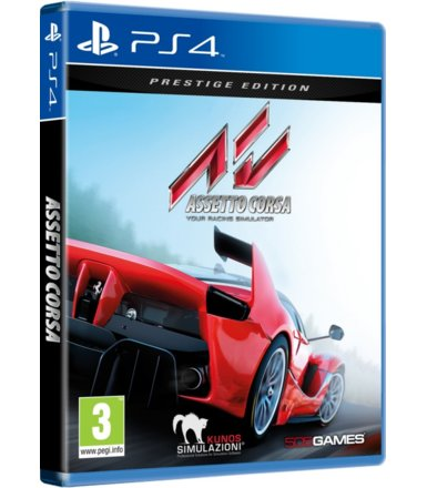 Techland Assetto Corsa PS4