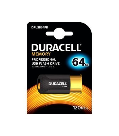 Duracell Duracell Flash Drive USB 3.1 64GB Professional