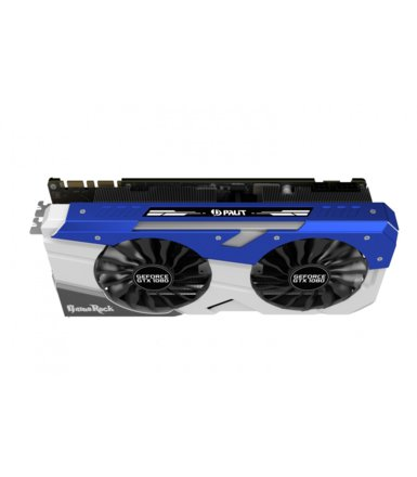 Palit GeForce CUDA GTX1080 GameRock 8GB DDR5 256 BIT DVI-D/HDMI/3DP