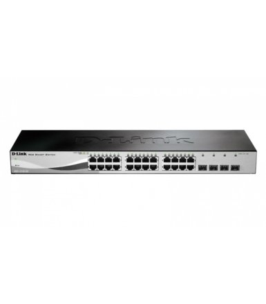D-Link Switch DGS-1210-28 24x1GbE 4xSFP