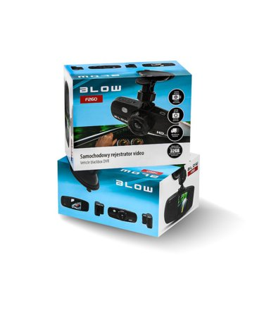 BLOW Rejestrator video BLACKBOX DVR F260