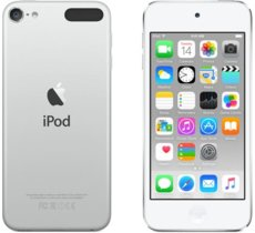 Apple iPod touch 32GB - Silver MKHX2RP/A