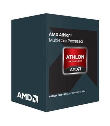AMD AthlonX4 750K 3,4GHz 4MB FM2 AD750KWOHJBOX