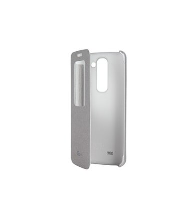 LG Electronics Quick Window Case CCF-370 LG G2 mini SILVER