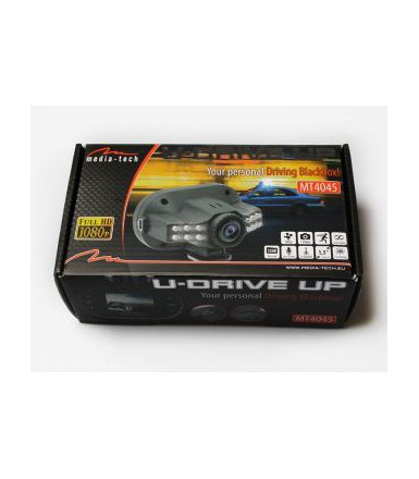 Media-Tech U-DRIVE UP MT4045 wideorejestrator