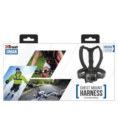 Trust UrbanRevolt Chest Mount Harness for action cameras