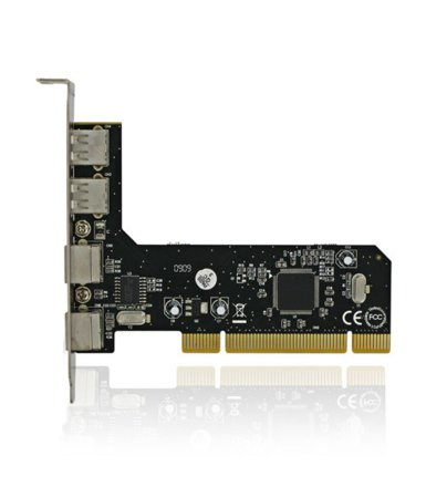 4world Kontroler PCI USB 2.0x2 + PS2 x 2 combo