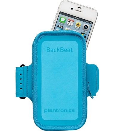 Plantronics BackBeat FIT niebieskie + AUDIOBOOK