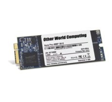 OWC Aura SSD 240GB Macbook Pro Retina (501/503 MB/s, 60k IOPS)