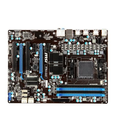 MSI 970A-G43 AM3+ AMD970 4DDR3 USB3/RAID ATX