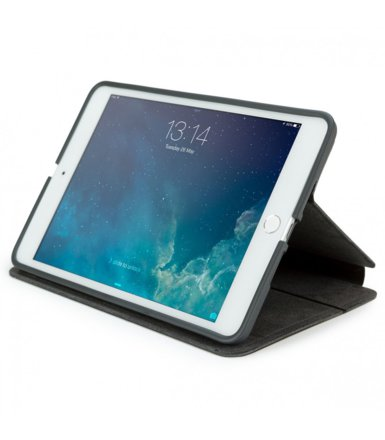 Targus Click-In iPad mi ni 4,3,2,1 Tablet Case - Silver