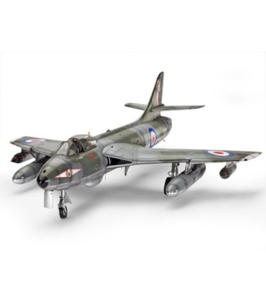 REVELL Hawker HUNTER FGA .9/Mk.58