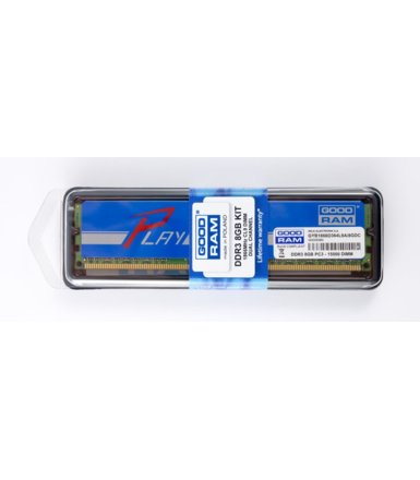 GOODRAM DDR3 PLAY 8GB/1866 (2*4GB) 512*8 CL9 Blue