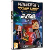 Techland Minecraft Story Mode Complete Adventure PC