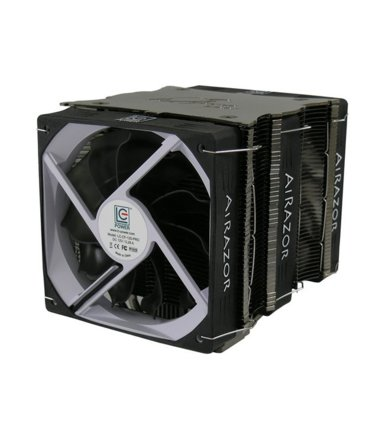 LC-POWER WENTYLATOR CPU LC-POWER LC-CC-120-X3 AIRAZOR 4pin TDP 200W 1800RPM MULTI-SOCKET