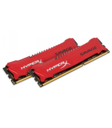 HyperX DDR3 Savage  8GB/1600 (2*4GB) CL9 XMP