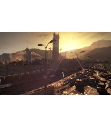 Techland Dying Light: The Following Enhanced Edition PC