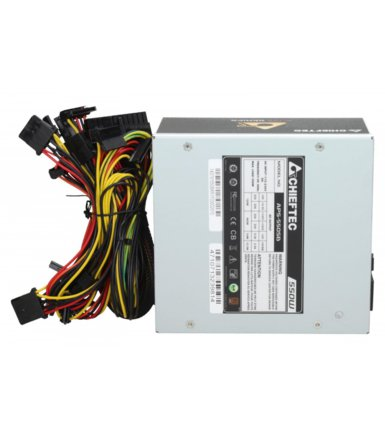 Chieftec APS-550SB 550W  80+, 14cm fan, retail