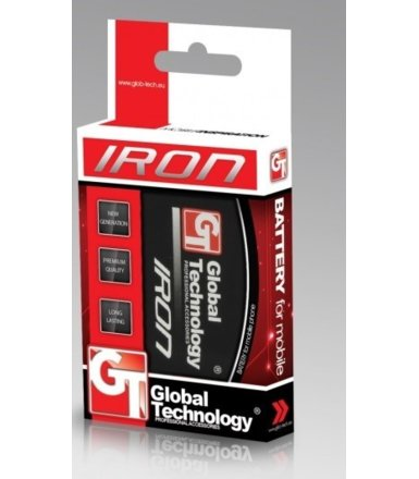 Global Technology BATERIA GT IRON G2 MINI (BL-59UH) 2300