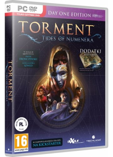 Techland Torment: Tides Of Numenera PC