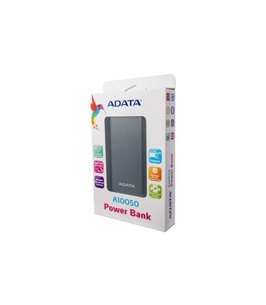 Adata Power Bank AA10050 10050 mAh Titanium 3.1A