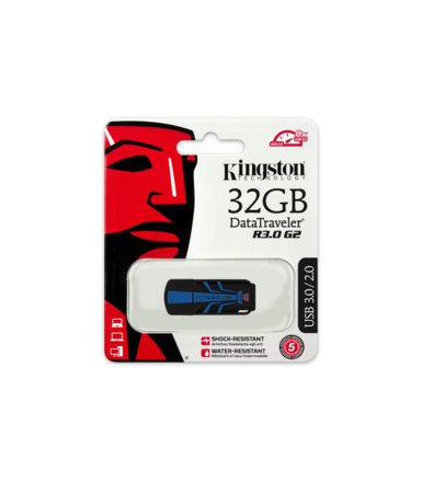 Kingston DataTraveler R30G2 32GB USB3.0 120/45 MB/s
