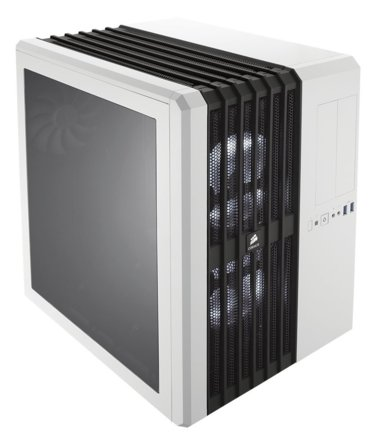 Corsair Carbide Air 540 BLACK/WHITE MID-tower
