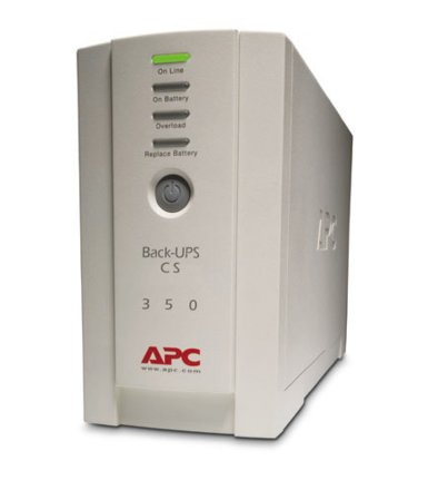 APC BACK-UPS CS 350VA USB/SERIAL 230V  BK350EI