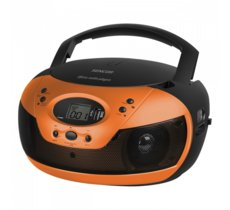 Sencor Przenośne mikroradio z CD  SPT 229OR Radio/CD/MP3/USB