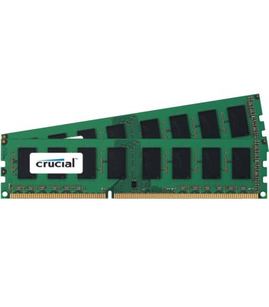 Crucial DDR4 8GB/2133(2*4GB) CL15 SR x8 288pin