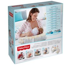Fisher Price Rogalik do karmienia 4w1