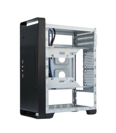 Chieftec BT-04B-U3-350BS mini ITX Tower black