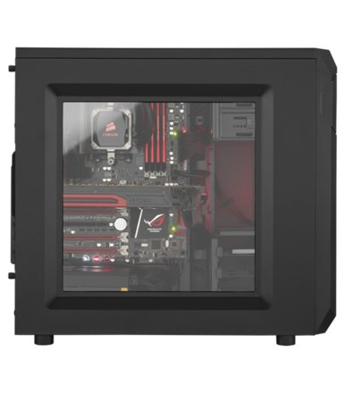 Corsair Carbride SPEC- 01 MID-Tower BLACK/RED LED/GAMING