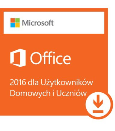 Microsoft ESD Office Home & Student 2016 79G-04294 - wersja do pobrania