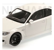 BMW 1er M Coupe 2011