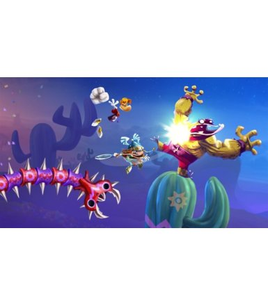 UbiSoft Rayman Legends Essentials PS3 PL