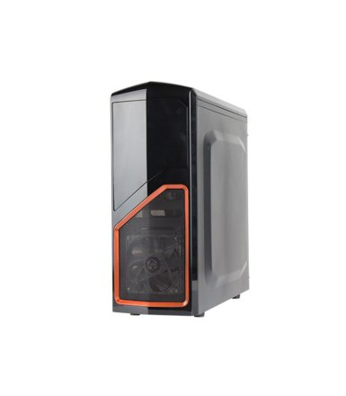 Gembird Obudowa Midi Tower HADES Black USB 3.0 (Gaming)